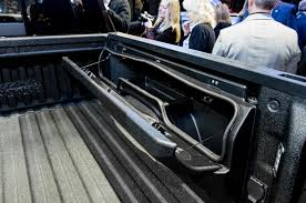 100 Truck Bed Gun Storage 12 Cool Things About The 2019 Chevrolet Silverado Automobile Magazine