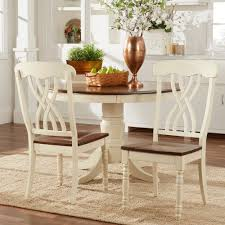 Mackenzie Country Style Two-tone Dining Chairs (Set Of 2) By INSPIRE Q  Classic Modern Ding Room And Kitchen Interior With White Marble Table Eight Chairs In A Loftstyle Farmhouse Ding Room Diy Shiplap Kitchen Mesas De Small 14 Ways To Make It Work Doubleduty Bob Vila Toaster Vintage Costway 5 Piece Set Glass Metal Table 4 Chairs Breakfast Fniture Poly Bark Vortex Chair Walnut Legs Of Fixer Upper Style Rustic Italian Refresh House Becomes Home Interiors Sobuy Fst59 Hg Office 2pieces Lot European Gold Stool Leg Stainless Steel Round Duhome Elegant Lifestyle Velvet Pink Vanity Accent Upholstered Makeup Plating For