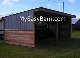 my easy barn horse barn construction contractors in ocala florida