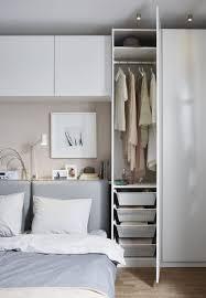 hängeschrank schlafzimmer ikea ideen für kleine