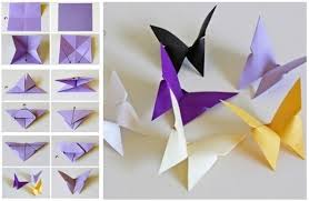 Craft Ideas For Kids With Paper Step By Ye Art And