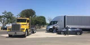 Tesla Semi - Electrek Handyhire Towing System Brochure 1956 Ford School Bus Chassis B500 To B750 Series B U D G E T C I R L A N O 2 0 1 7 10ft Moving Truck Rental Uhaul Enterprise Cargo Van And Pickup How Determine What Size You Need For Your Move Whats Included In My Insider With A Operate Lift Gate Youtube Uhaul Vs Penske Budget