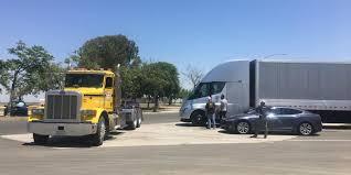 100 Cheap Semi Trucks For Sale Tesla Electrek