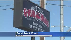 100 Food Trucks Sacramento New Truck Court Coming Soon To Modesto CBS