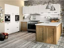 magasin cuisine rouen cuisine chene moderne et rustique avec laque et chene magasin rouen