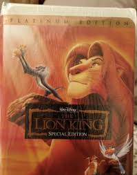 The top 5 most ridiculously priced Disney VHS tapes AOL
