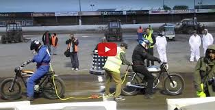 MEGA RAPTOR MUD TRUCK Tug-Of-War – Speed Society