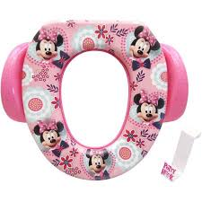 minnie simply adorable soft potty seat walmart com
