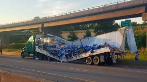 Truck Driver Cited After Crash That Closed Charter Oak Bridge In ...