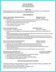 Technician Resume Writing A Concise Auto Of Maintenance Sample