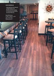 Tobacco Road Acacia Flooring by Serenity Floating Floors We Cork