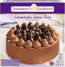 schokoladen sahne torte 500 grams grotemeyer s konditorei
