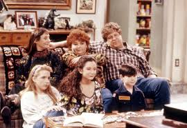 Halloween Town 1 Cast by Roseanne Reboot Cast Photos Popsugar Entertainment
