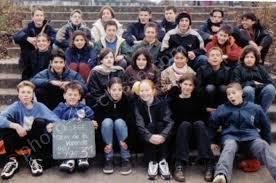 photo de classe 1998 college jean de la varende 76130 mont st