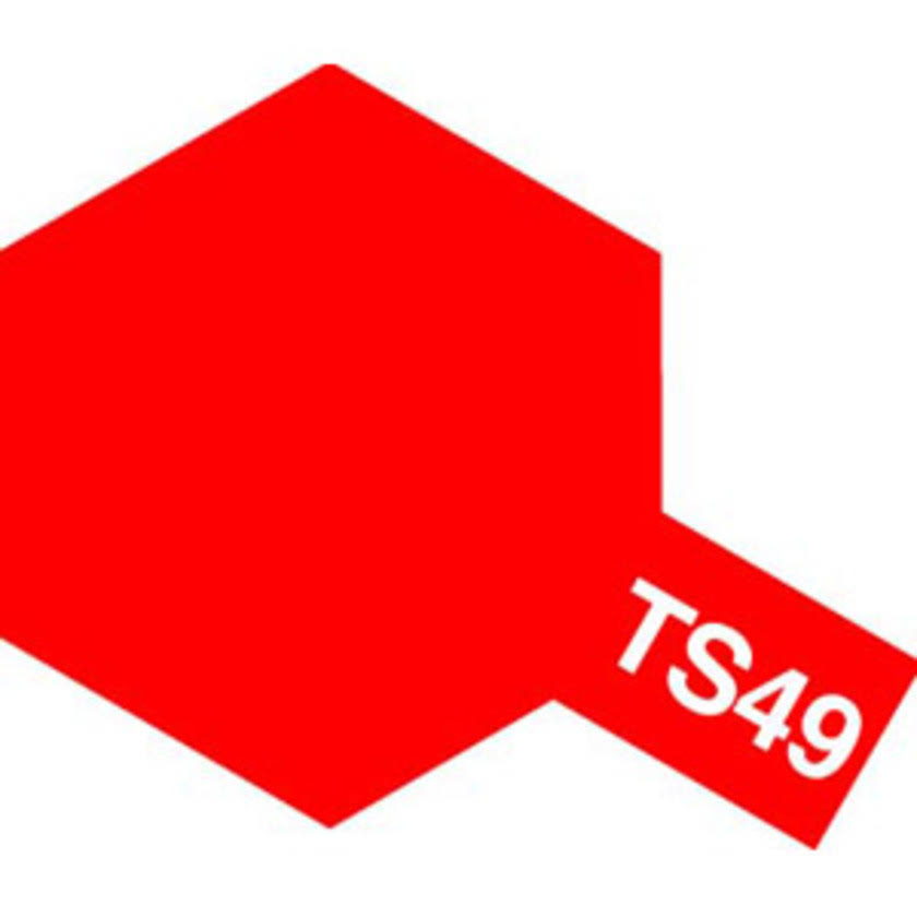 Tamiya TS-49 Bright Red Spray
