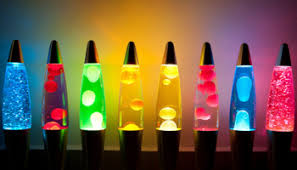 All About Those Mesmerizing Lava Lamps