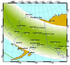 Northern Lights 2017 Can I watch Aurora Borealis in USA tonight