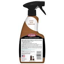 Weiman Floor Polish Ingredients by Weiman Leather U0026 Conditioner 16 Fl Oz Walmart Com