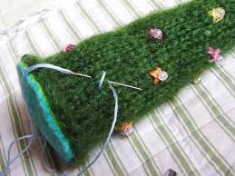 Pickle On Christmas Tree Myth by Christmas Tree Knitting Pattern Archives Natural Suburbia