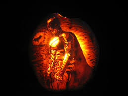 Simple Steps To Carving A Pumpkin by How To Carve The Dark Knight 10 Steps With Pictures