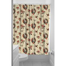 Small Bathroom Window Curtains Amazon by Bathroom Exciting Octopus Shower Curtain For Unique Bathroom Design