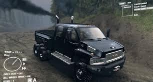 100 Gmc C4500 Truck GMC 66 Concept Spintires Mods Mudrunner Mods SPINTIRESLT