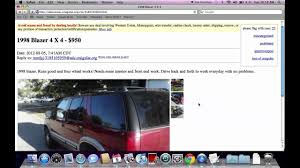 100 Craigslist Iowa Trucks Des Moines Used Cars And For Sale By Owner