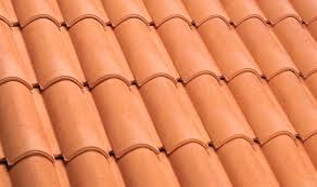 roof tile interlocking clay porthoghese naturale