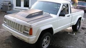 Holy Toledo, It's A SBC Comanche For $3,900