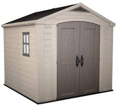 Rubbermaid 7x7 Storage Shed by Rubbermaid Plastic Storage Shed Assembly Instructions Roof And