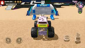 100 Truck Parking Games 3D Monster Game 2 By Play With Car