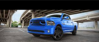 100 Dodge Rt Truck For Sale 2018 Ram 1500 Sport Hydro Blue Limited Edition
