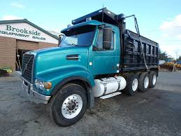 100 Truck Volvo For Sale 2002 VHD64F200 Dump Phillipston MA