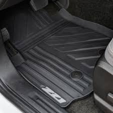 Chevy Traverse Floor Mats 2011 by 2015 Colorado Floor Mats Front Premium All Weather Z71 Logo
