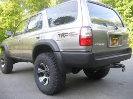 Rustoleum Bed Liner Colors by Building Rear Bumper Paint It With Bedliner Toyota 4runner