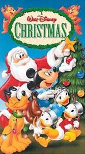 Plutos Christmas Tree Dvd by Opening To A Walt Disney Christmas 2000 Vhs Youtube