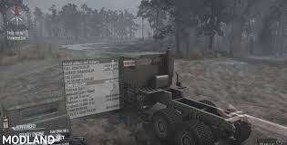 Oshkosh M1070 HET Truck - Spintires: MudRunner Logging Truck A Free Driving Simulator For Wood And Timber Cargo Offroad Log Transporter Hill Climb Free Download Forest Games Tiny Lab Hayes Pack V10 Modhubus Chipper American Mods Ats Monster Truck Wash Repair Car Wash Cartoon Fatal Whistler Logging Death Gets Coroners Inquest Kraz 250 Off Road Spintires Freeridewalkthrough Logs Images Drive 3 1mobilecom