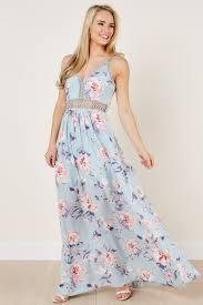 blue floral dress print dress maxi dress 58 00