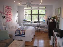 How To Decorate A One Bedroom Apartment Inspiration Decor Nyc Studio Apartments Apt