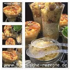 mesfouf mit pudding le monde de jacey tunesische küche