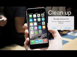 Clearing Up Space on your iPhone without deleting anything