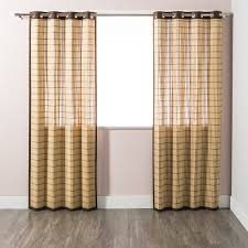 Beaded Door Curtains Walmart Canada by Curtains Natural Bamboo Curtain For Tropical Style Decorating