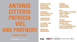 100 Antonio Citterio And Partners Exhibition ANTONIO CITTERIO PATRICIA VIEL AND PARTNERS