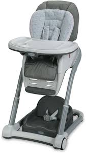 Graco Blossom DLX 4-in-1 Highchair - Alexa