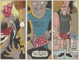 Beavis And Butthead Halloween Cornholio by Beavis And Head Do Blog Into Mystery U2013 Beavis And Head