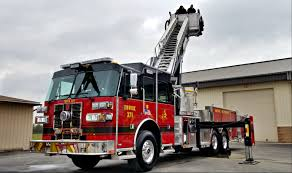 100 Fire Truck Driver 2 Lakewood Department Sutphen