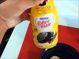 Mexican Chocolate CoffeeMate Creamer Inspired Yogurt Quinoa Recipe