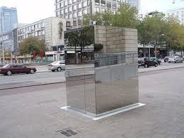 The One Way Mirror Public Toilet From London Artist Monica Bonvicini
