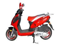 Avanti 150Cc Scooter Sport Style