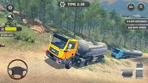 100 Truck Trailer Games Oil Tanker Transport Fuel Hill Cargo Android